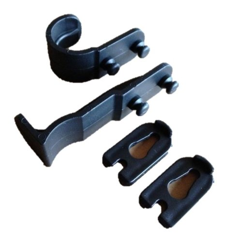 Plastic Latch (Plastic Latch Set for Standard Mailbox Repair)