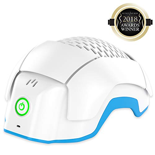 Theradome PRO LH80 - Medical Grade Laser Hair Growth Helmet - FDA Cleared for Men & Women. Promotes Hair Regrowth and Prevents Further Hair Loss with Premium Red Light Lasers ()