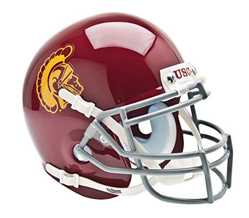 Usc Trojans Mini Football - NCAA USC Collectible Mini Football Helmet