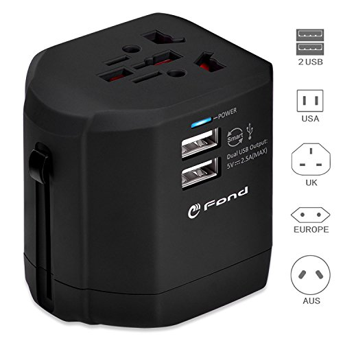 Adapter eFond Universal Charging Australia product image