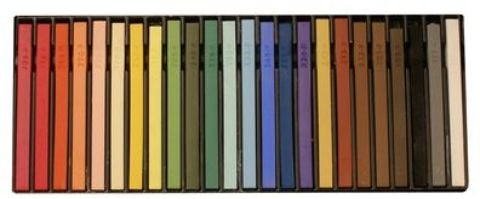- Prismacolor NuPastel Sets (Standard Assortment) - Set of 24 1 pcs sku# 1841644MA