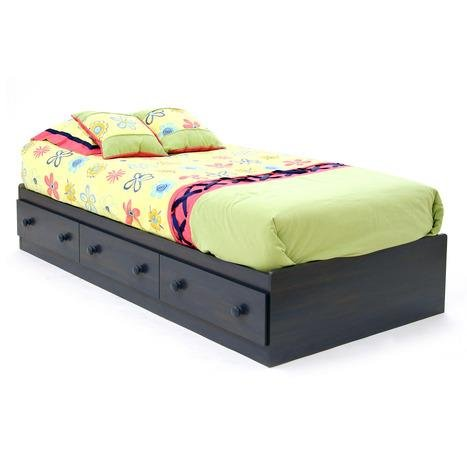 South Shore Summer Breeze Collection Full Mates Bed
