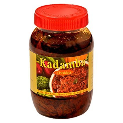 The Grand Sweets Mixed Vegetable Pickle / Thokku- 400 Grams