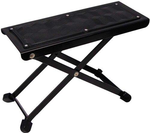 gremlin fs 01 repose pied en nickel pour guitare naturel. Black Bedroom Furniture Sets. Home Design Ideas