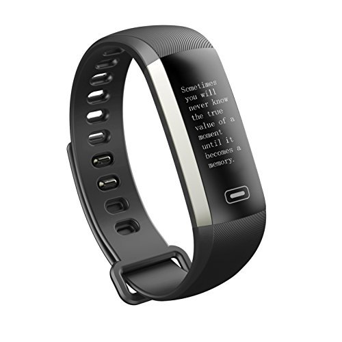 Smart Band,Waterproof Smart Watch Fitness Tracker Activity Wristband Monitor Pedometer Sleep Monitor Smart Bracelet Calories Track Step Track Health Band with APP for iPhone and Android by Colorful panda (Image #6)