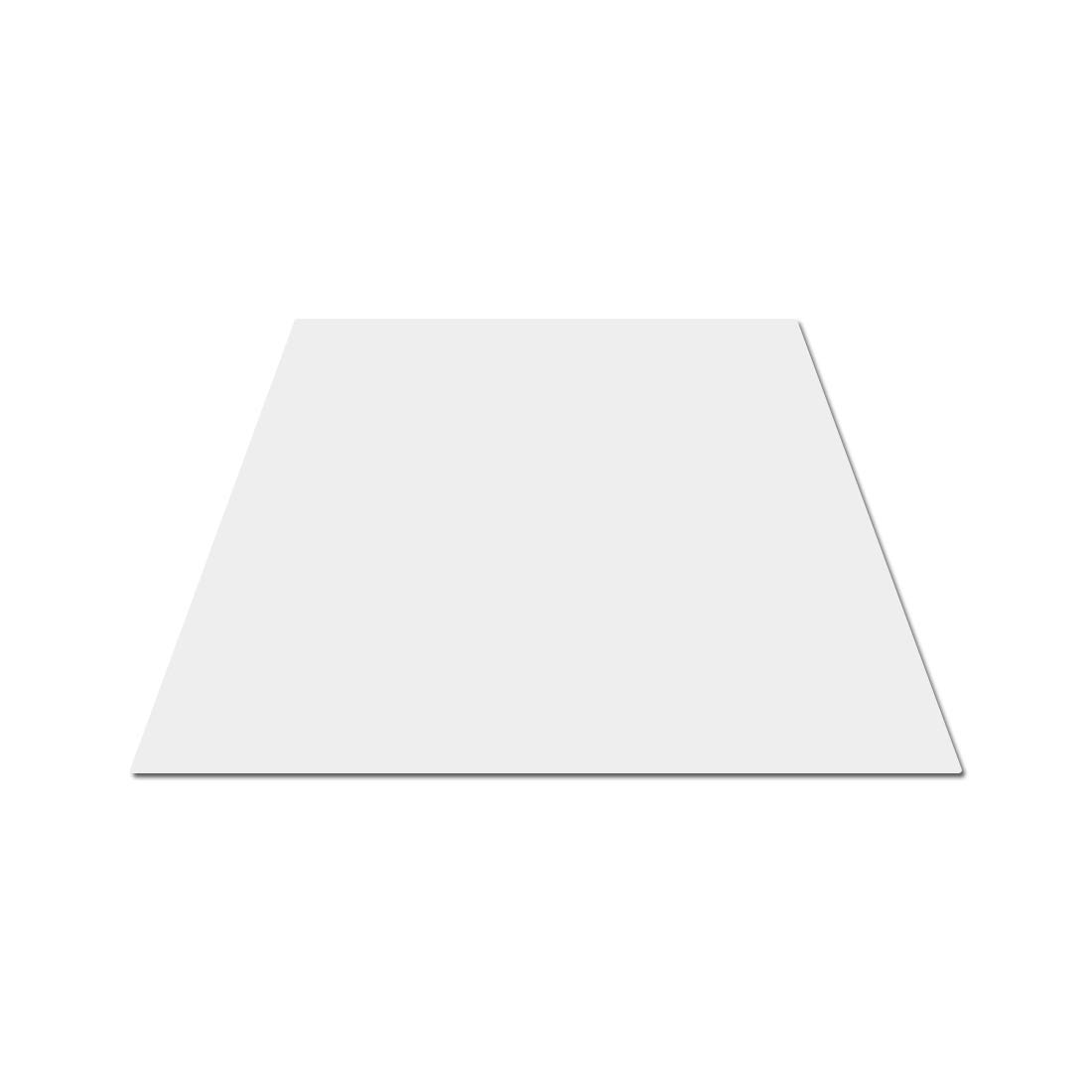 Glass Printer Bed 235x235x4.0mm Borosilicate Glass 3D Printer Glass Print Platforms for Ender 5/Ender 3/Ender 3 Pro