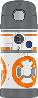 Thermos Funtainer 12 Ounce Bottle, BB-8 (B078HH44XD) | Amazon price tracker / tracking, Amazon price history charts, Amazon price watches, Amazon price drop alerts