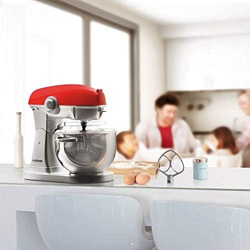 Schneider Robot de reposteria Vintage, Metal, Rojo, mediano: Amazon.es: Hogar