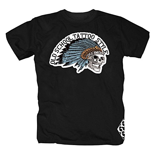 Oldschool Tattoo Style T-Shirt