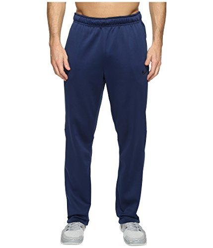 Nike Therma Training Pant Binary Blue/Black Men's Casual Pants Medium (Track Pant Nike)