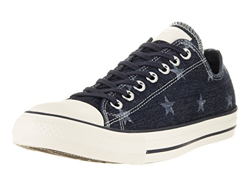 Egret Seasonal Converse Mens Inked Ox Dark All Chuck Taylor Denim Star Cg8qgwX