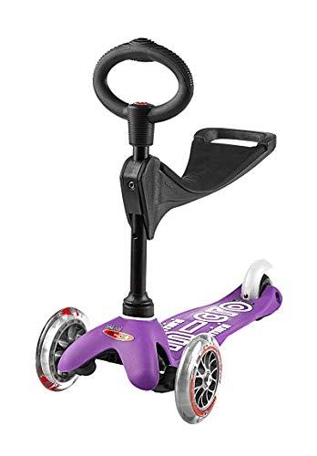 Micro Mini 3in1 Deluxe  (Purple)