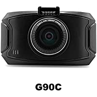 Dome Technology G90C 1296P Dash Camera with A7LA70 Chipset - US Dealer