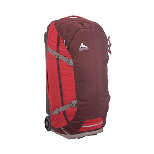 Cache Backpacks - Gregory Cache Roller Bag, Sunset Red, 28-Inch