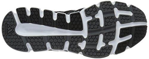 Adidas Performance Men's Speed 2 Cross-Trainer Shoe, Black/Carbon Met. White, 8.5 M US