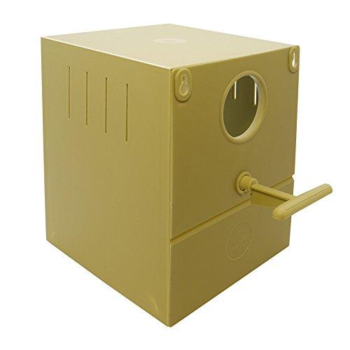 le Nest Bird Box (One Size) (Beige) ()