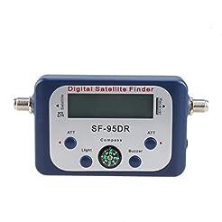 AGPtek Digital Satellite Signal Finder M...