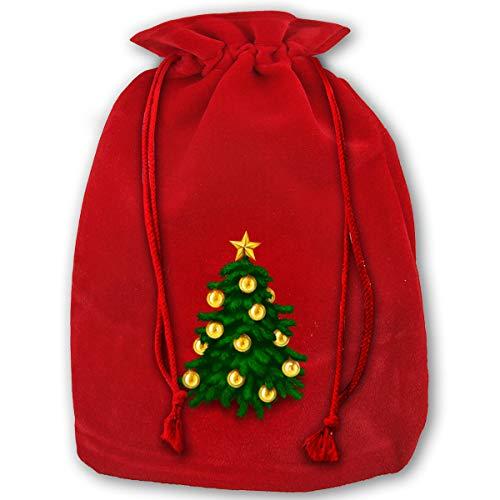 Yilele Christmas Mini Tree Bag