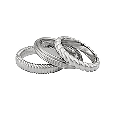 Calvin Klein Jeans Jewelry Waves Men's Ring KJ17AR010212