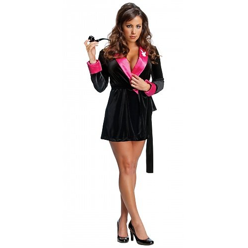 Playboy Sexy Girlfriend Costume - Plus Size - Dress Size (Playgirl Bunny Costume)