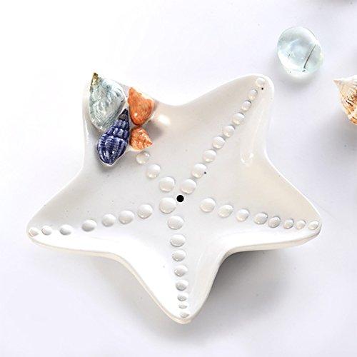 IREALIST Dispenser Starfish Creative Bathroom