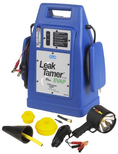 Read About instecho 6521 Leak Tamer Plus EVAP Smoke Diagnostic Machine