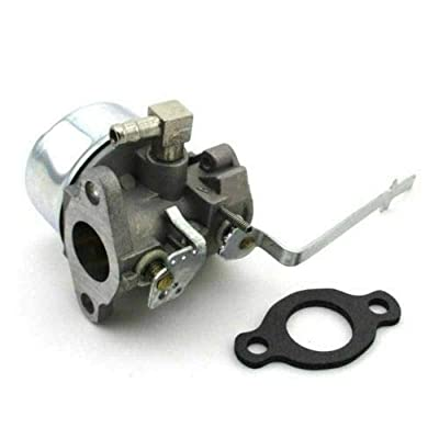 Carburetor For Tecumseh Carb 631918 HS40 4HP HS50 5HP Lawn Mower Grass Cutter: Automotive