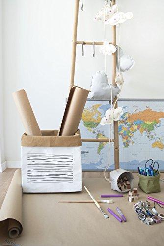 Office Storage, Durable Paper Storage Bags, Kids Room Interior Organization, Storage Basket