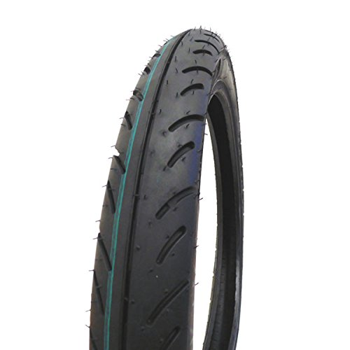 Tire Size 2.50 - 16 Front/Rear Motorcycle On Road Street Performance Tread (P83) by MMG