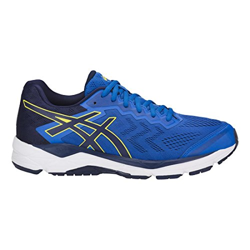 Asics Mens Gel-Fortitude® 8 Shoes Blue/Sulphur many kinds of cheap price QZ69e6F6