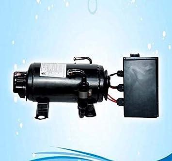 GOWE 72 V Velocidad variable compresor para EV de vehículo eléctrico deindesign coche caliente automotriz condicionamiento compresor aire eléctrica: ...