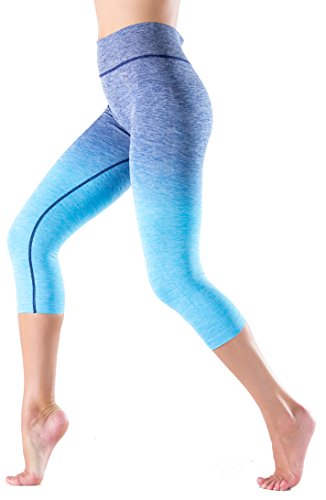 Malvina Activewear Leggings for Yoga, Running, Zumba Or Crossfit - Dry-Fit Flex Pants
