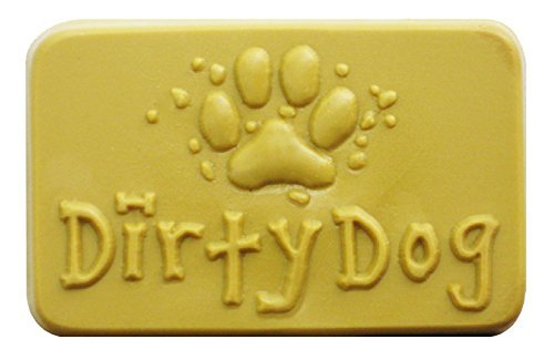 (Dirty Dog Milky Way Soap or Chocolate Mold 4 Cavities )