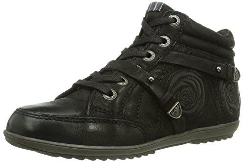 Marc Shoes Helen Damen Chukka Boots Schwarz (100 Black)