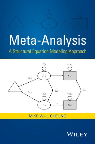 Meta-Analysis: A Structural Equation Modeling Approach Pdf