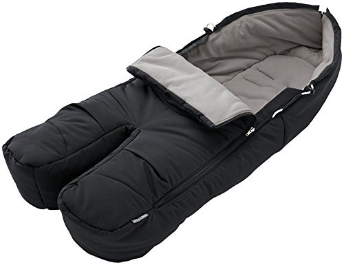 (Stokke Footmuff - Black)