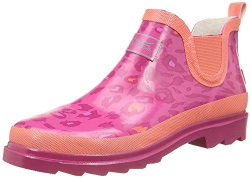 Regatta Lady Harper Damen Kurzschaft Gummistiefel Pink (Cabaret/Pchb 1Li)