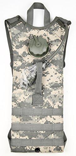 - G.I. US Army ACU MOLLE (100 oz.) Hydration System