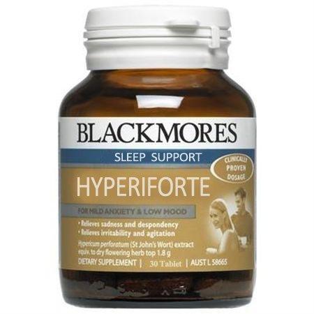 Blackmores Hyperiforte 30tab.(Wealthytrade)