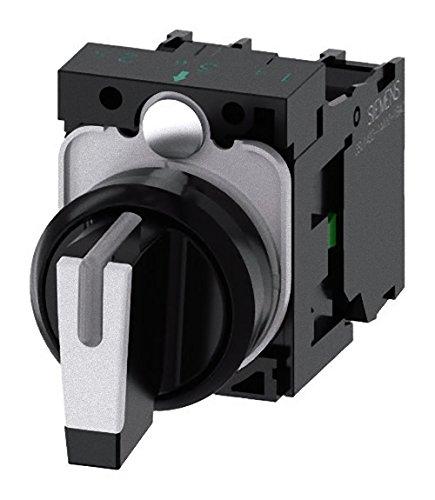 Siemens SIRIUS Unterst/ützter ATC Selector Hebel kurz 1/NA 1/NA Schraube