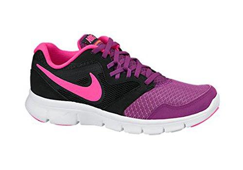 Nike Flex Experience 3 (GS) Laufschuhe bold berry-pink pow-black-white - 36,5