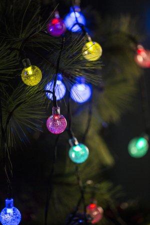 Globe Lights for Christmas Trees: Amazon.com