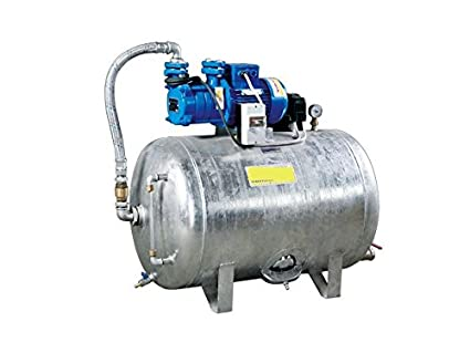 Waterworks Domestici 11 Kw 230 V 83 8383 Lmin 150l Recipienti A