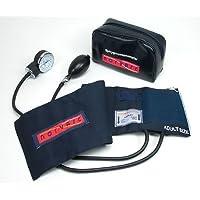 Manual Blood Pressure Cuff Adult Size, Aneroid Sphygmomanometer, FDA Approved (AUDLT...