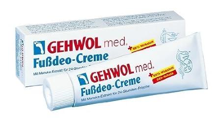 Gehwol 1040705 med Fußdeo-Creme, 75ml 10 40 705
