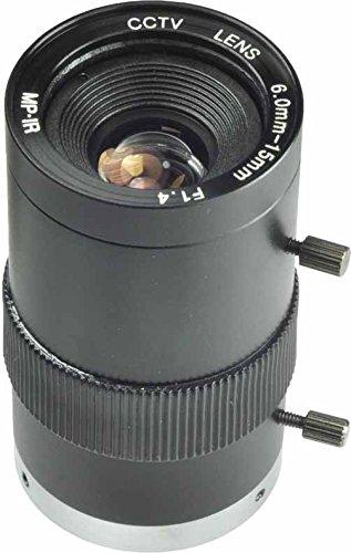 Cambase Long Lens Security Camera Lens 1/3