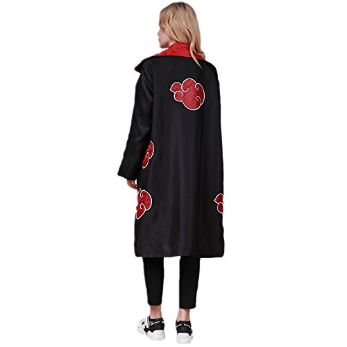 Up V Cloak Nuages Dress Naruto Cosplay Hengsong Halloween wfYnUqwz