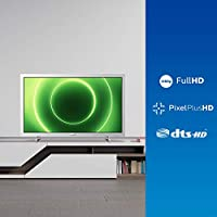 Philips 24PFS6855/12 Televisor 24 Pulgadas LED,Full HD, HDR 10, Pixel Plus HD, Smart TV, DTS-HD, HDMI,Modelo 2020/2021, Plateado Claro, 60 cm: Amazon.es: Electrónica