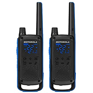 Motorola Solutions Talkabout T800 Two-Way Radios, 2 Pack, Black/Blue (B07HRSP2ZV) | Amazon price tracker / tracking, Amazon price history charts, Amazon price watches, Amazon price drop alerts