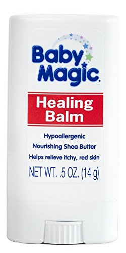 Scalp Protectives Treatment (Baby Magic Eczema Care Healing Balm, 0.5 Ounce)